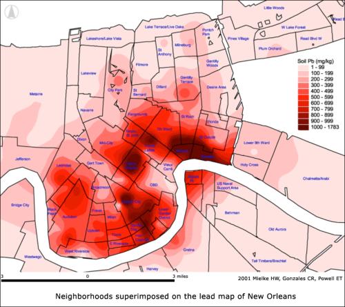 NOLA_Neighborhoods_Lead_Map