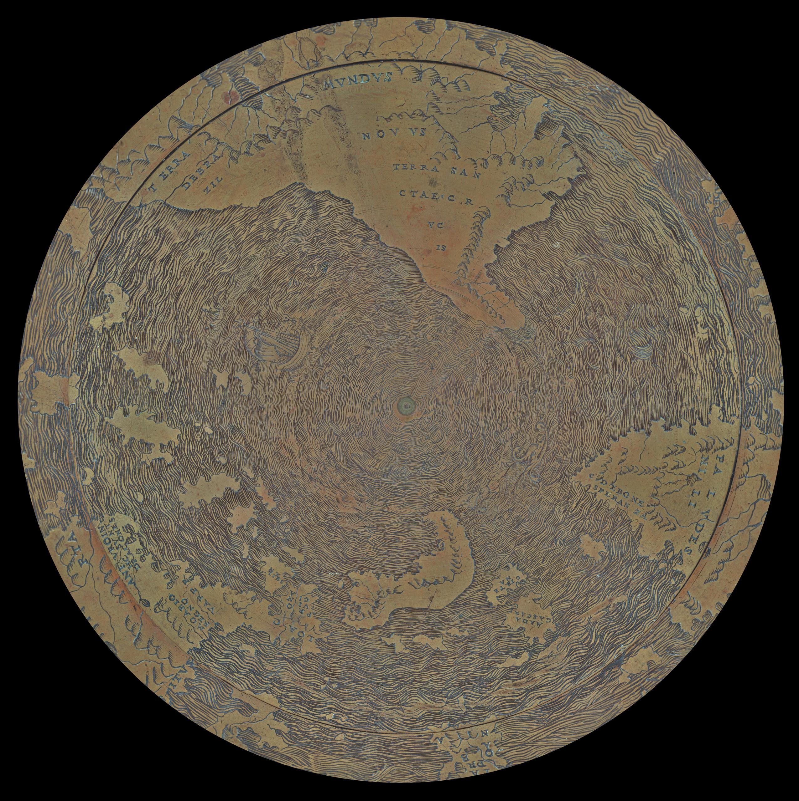 Novus Terra Sancta Crucis nypl.digitalcollections.f7a0eb50-66fb-0133-9c56-00505686a51c.001.v