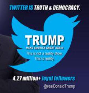 trump on twitter