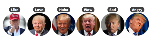 Trump Reaction Pack