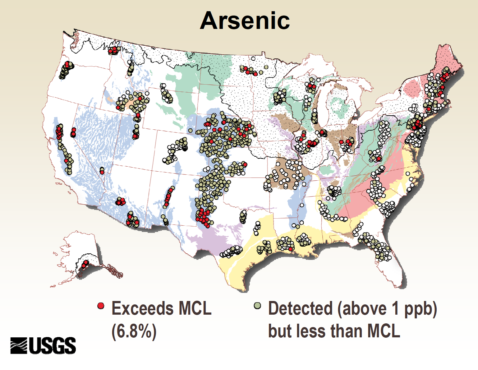 Arsenic in Wells