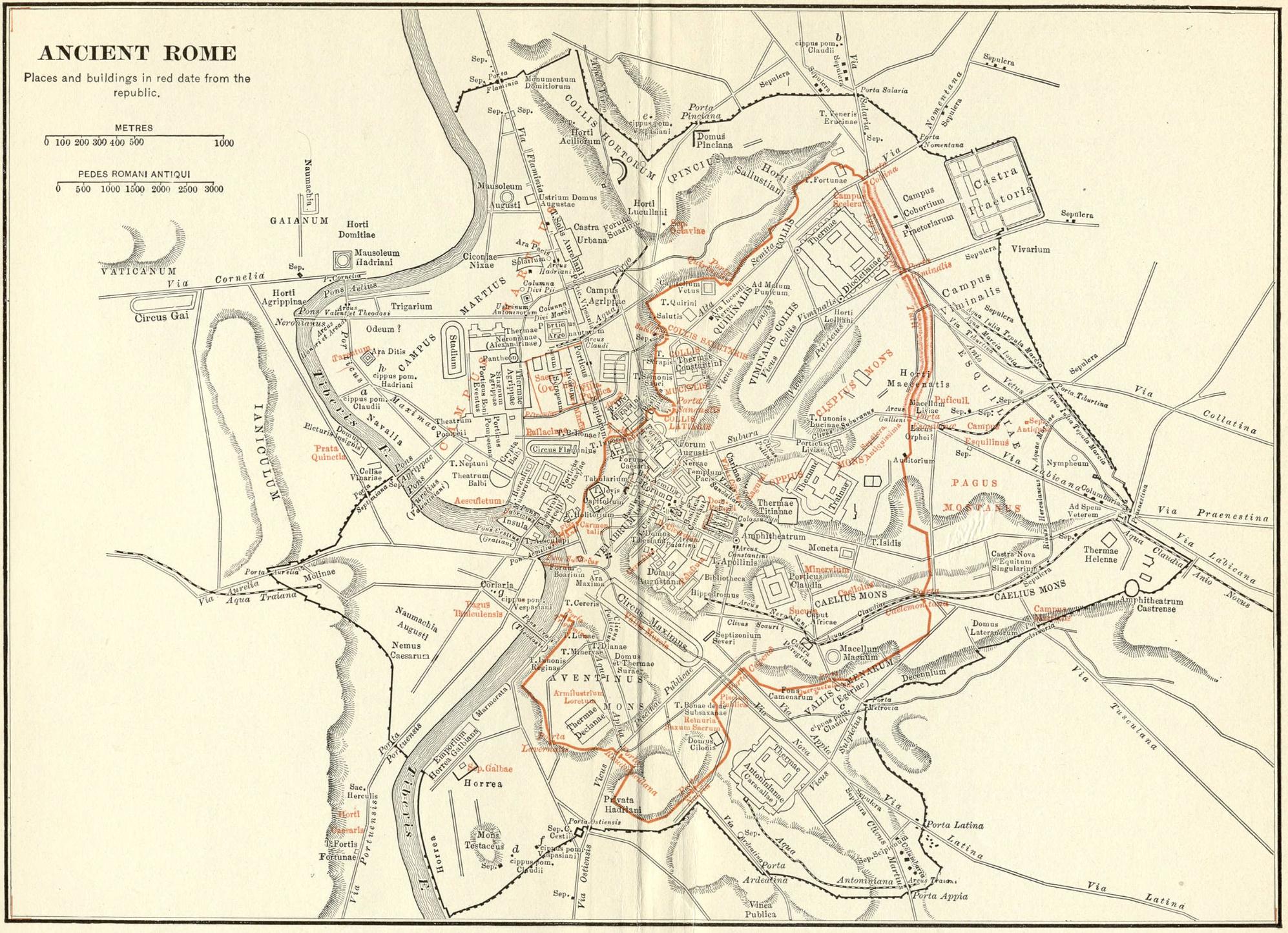 Platner ancient Rome