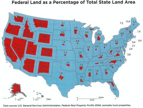Federal Land Ownership