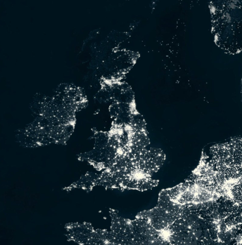 Britain at Night