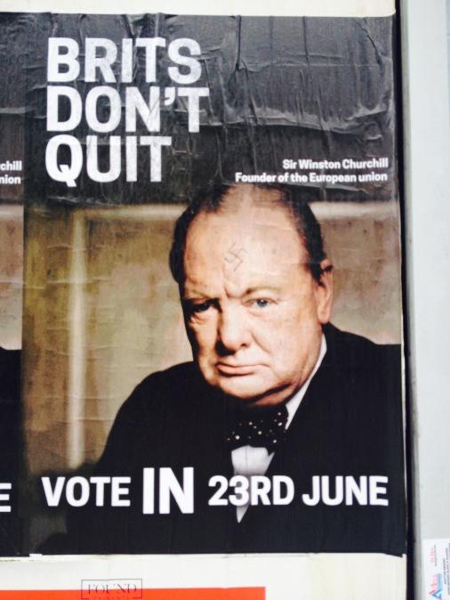 Brits Don't Quit