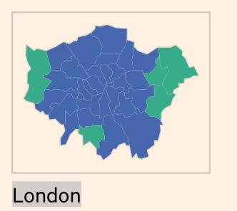 London Divides