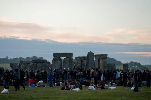 stonehengesummersolstice2010-thesunrisesbehindthestonecirclevintagedepthttpflic.krp8caz6f.jpg