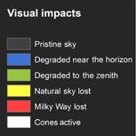 visual impacts