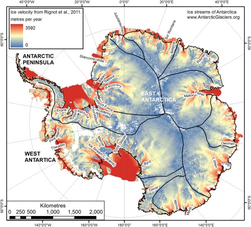 Antarctic_icestreams