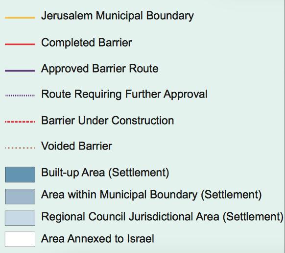Annexed lands