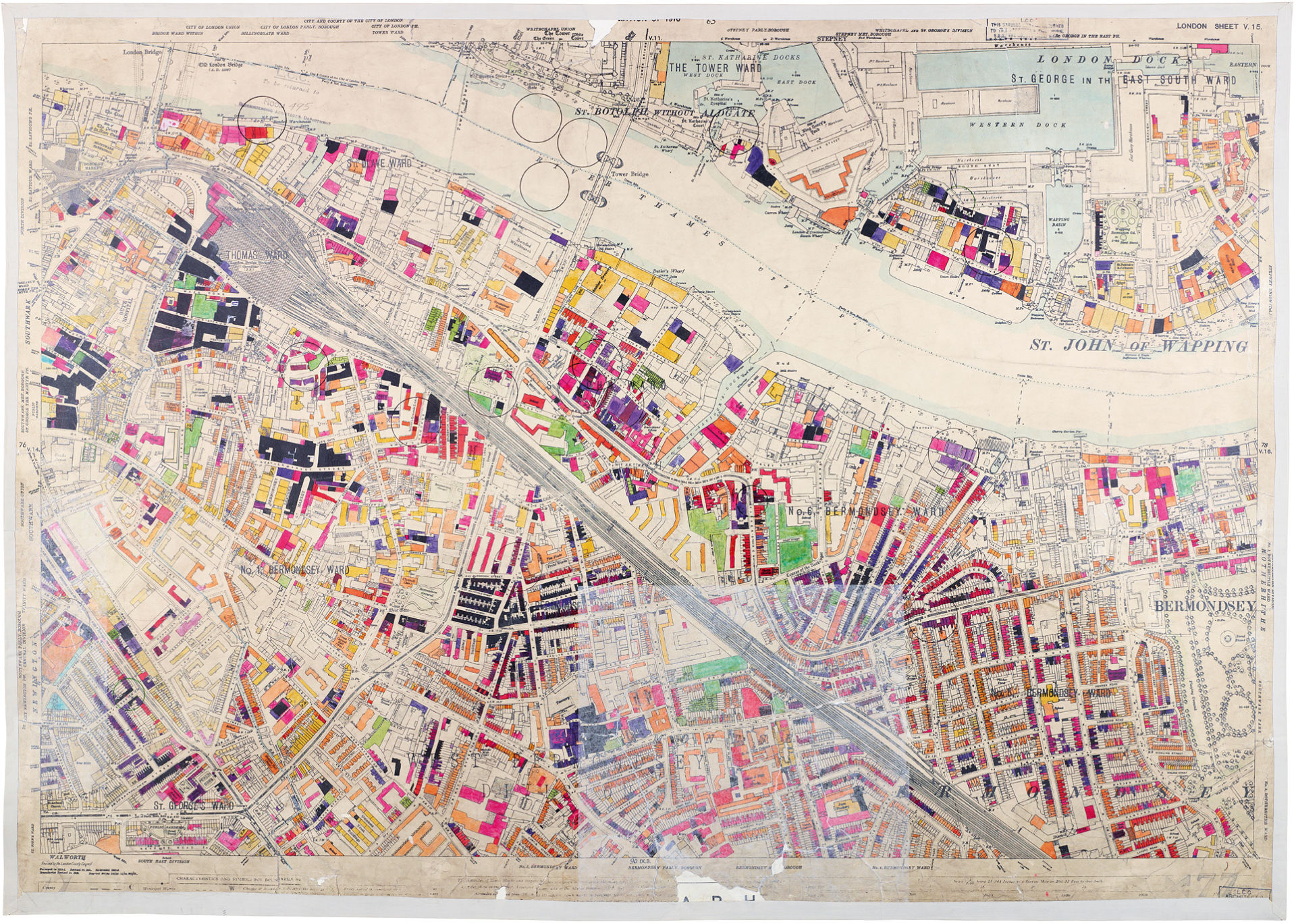 Bermondsey; Wapping 1920x1369