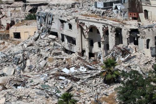 Citadel in gov-controlled Aleppo.png