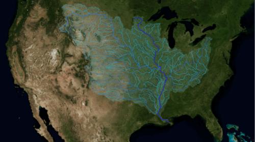 Darainage Basin Horace Mitchell:NASA.png
