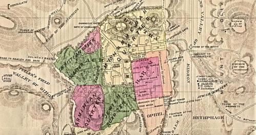 Jerusalem 1883