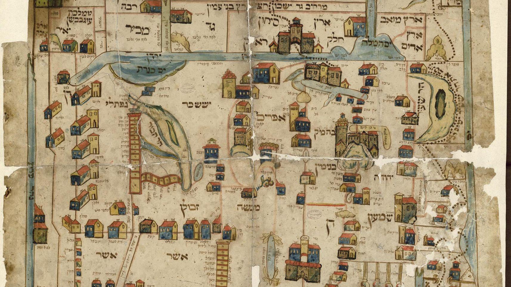 Jerusalem 19th c temple map.png
