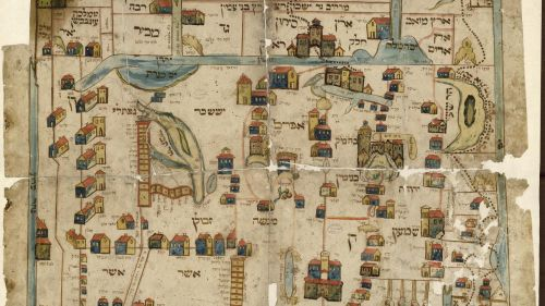 Jerusalem 19th c temple map.png