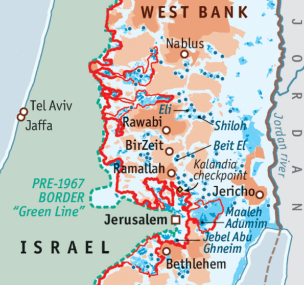Jerusalem:Epicenter