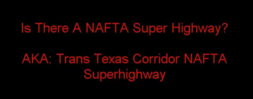nafta-super-highway