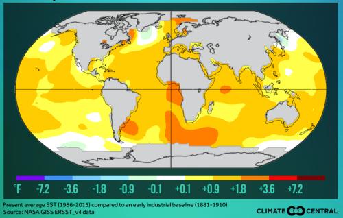 oceanic-warming