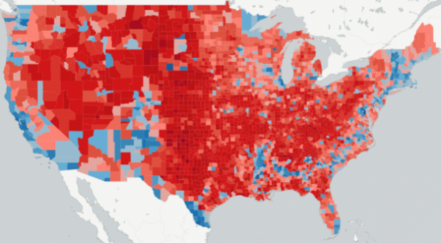 electoral maps Musings on Maps