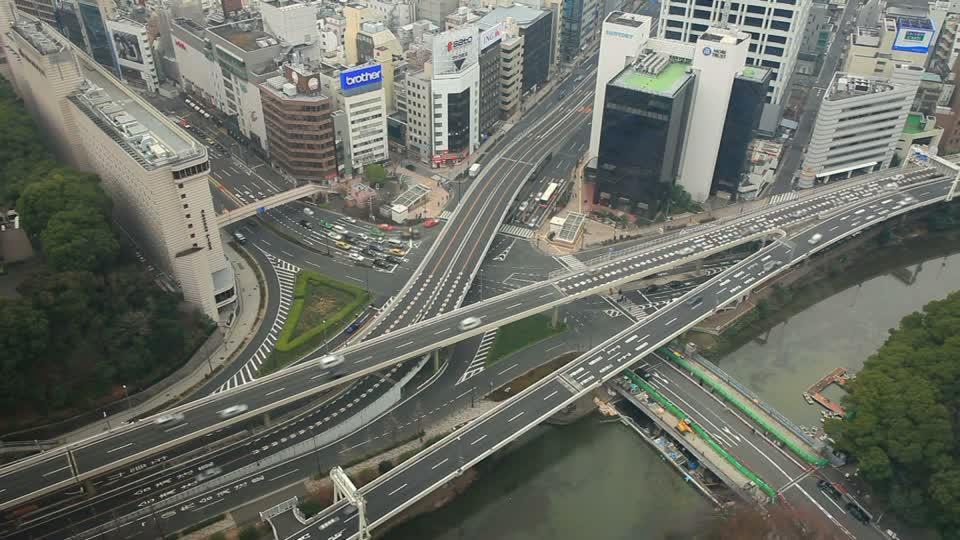 970533636-akasaka-minato-ku-overpass-road-surface-marking
