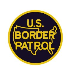 Actual Border Patrol Insignia