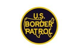 Actual Border Patrol Insignia