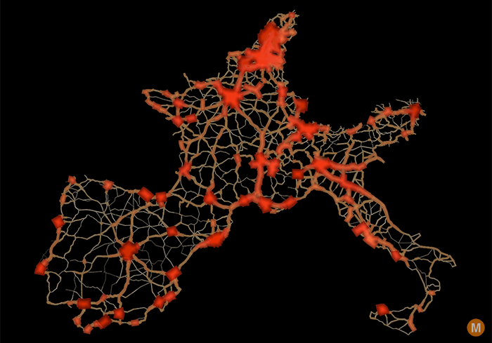 europe-traffic-flow-map