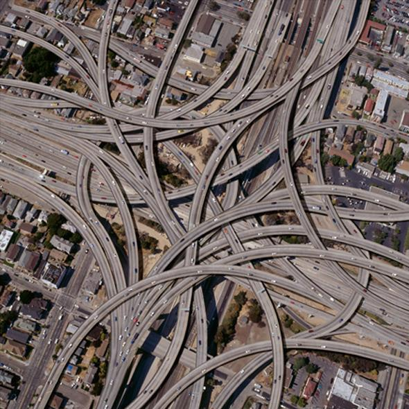 Freeway-Interchange