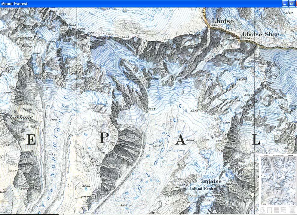 map-everest
