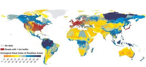 Roads in world:roadless world.png