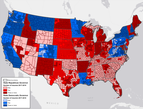 HEalth Care Insureres:Red v Blue Govs.png