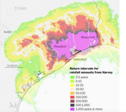 1,000 year flood Harvey rainfall.png
