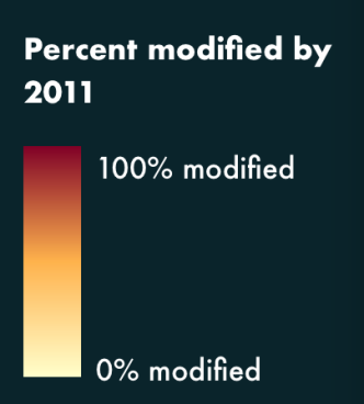 PErcent Modified
