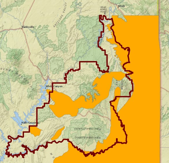 Clipping Bears Ears | Musings on Maps