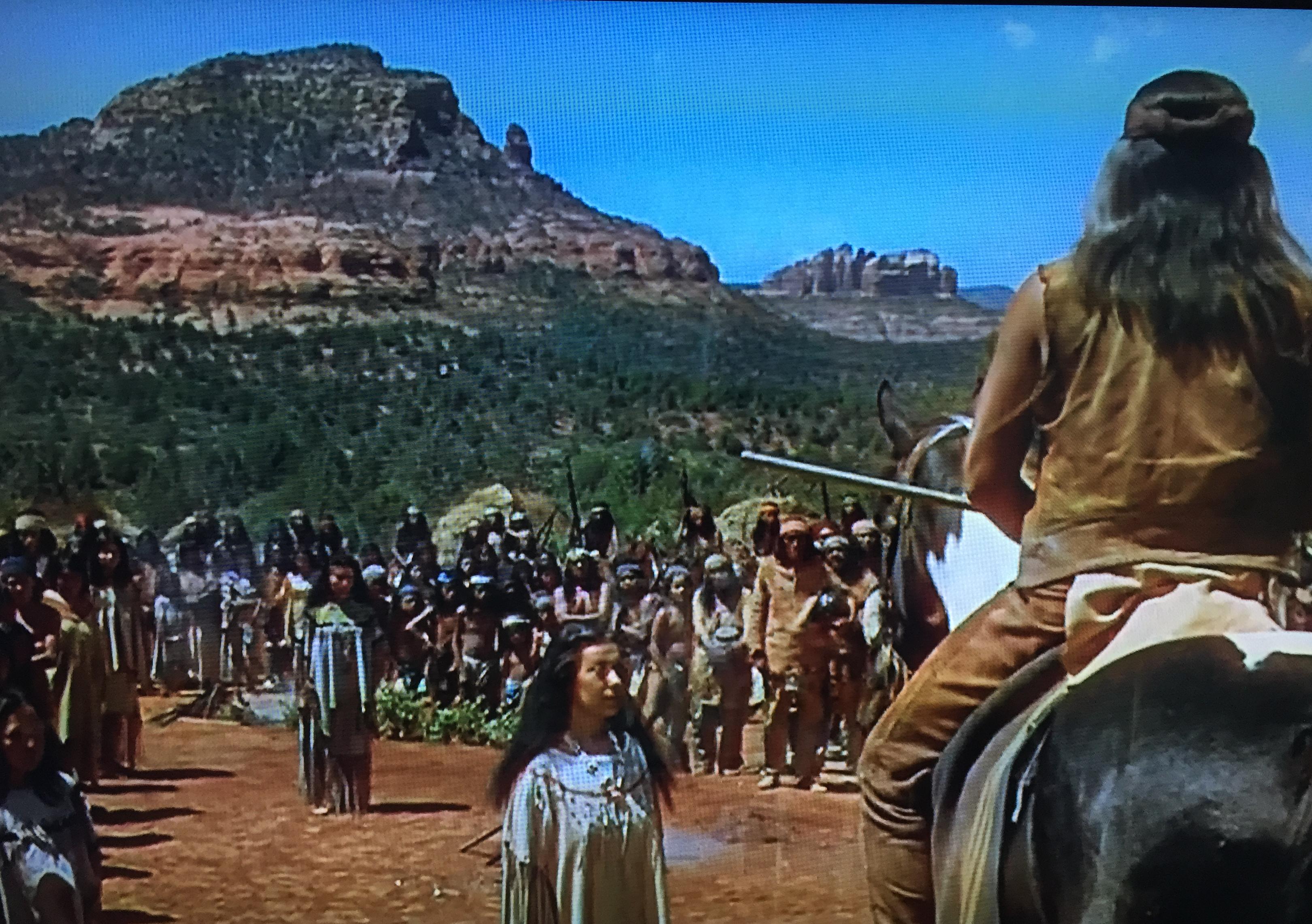 Cheesy TV Cowboy Film