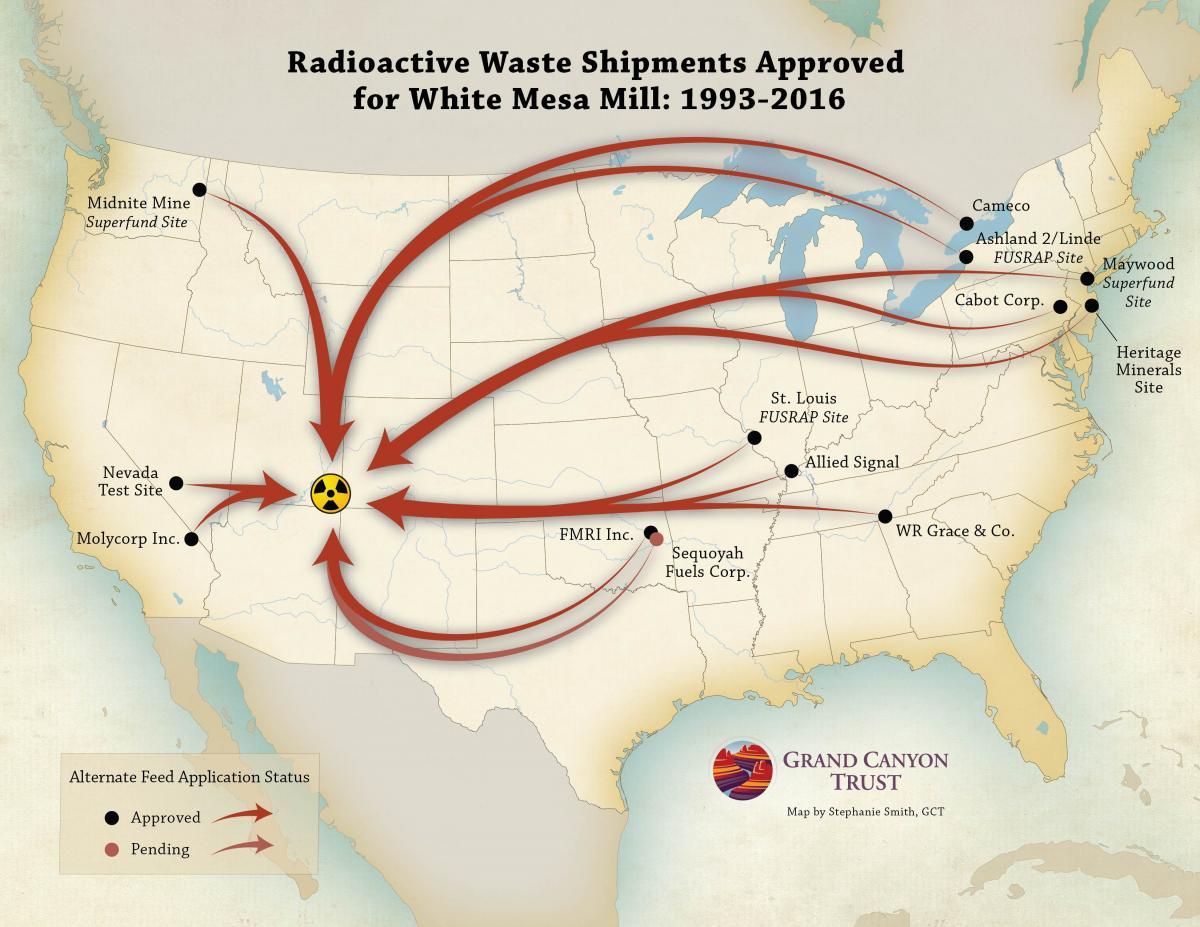 map_WhiteMesaMill_radioactive_waste_shipments_8.5x11
