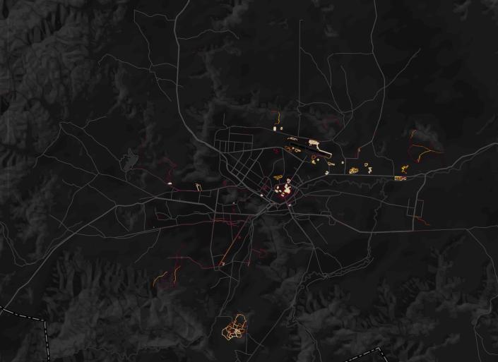 running in Kabul