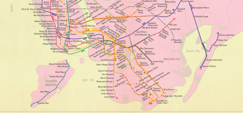 Solnits Subway Map Video.Fruitvale Station Musings On Maps