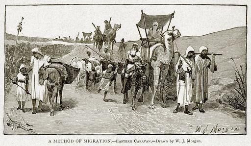 A Method of Migration.--Eastern Caravan