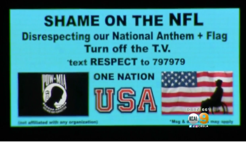 Shame on NFL! one nation.png