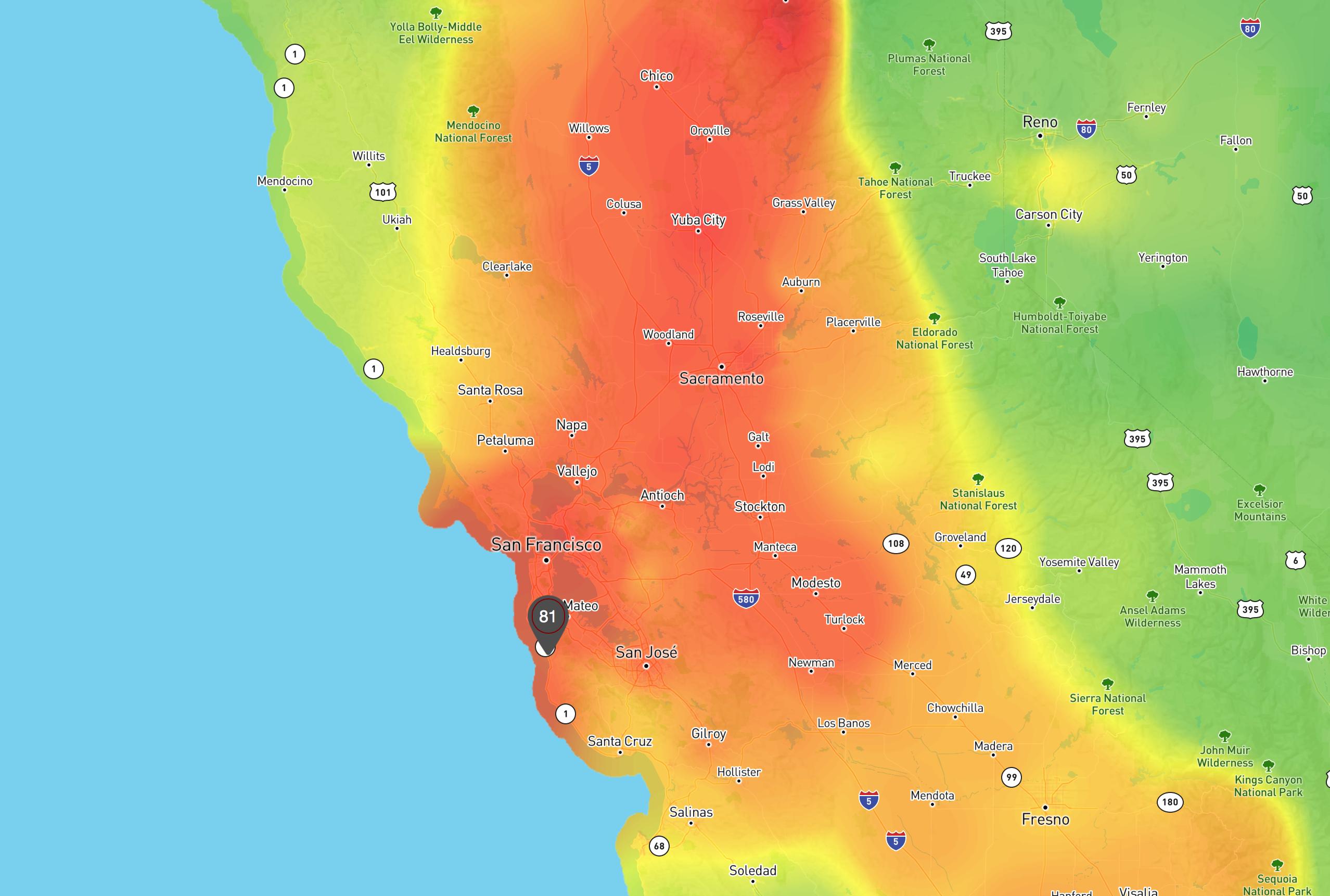 Loopy Maps to Rationalize Random Shut-Offs?