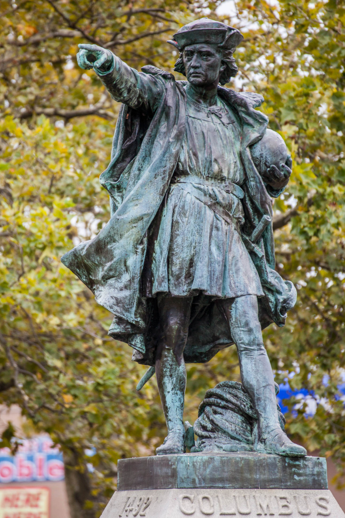 The New World in Practice: Placing Columbus in a New World
