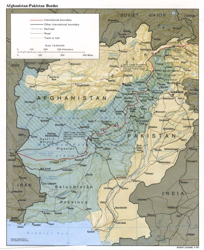 This image has an empty alt attribute; its file name is cia-map-durand_line_border_between_afghanistan_and_pakistan-1.jpg